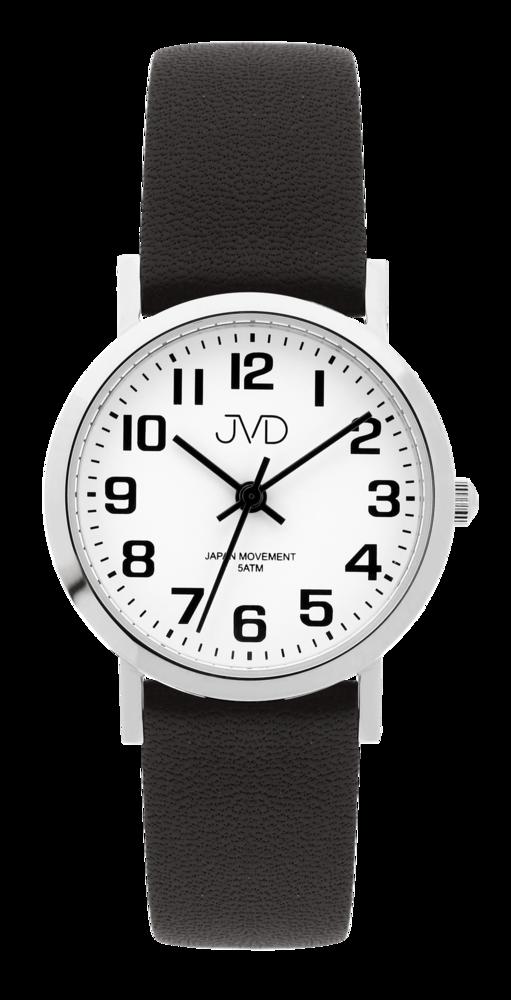 JVD Dámské čitelné přehledné hodinky JVD J4012.4