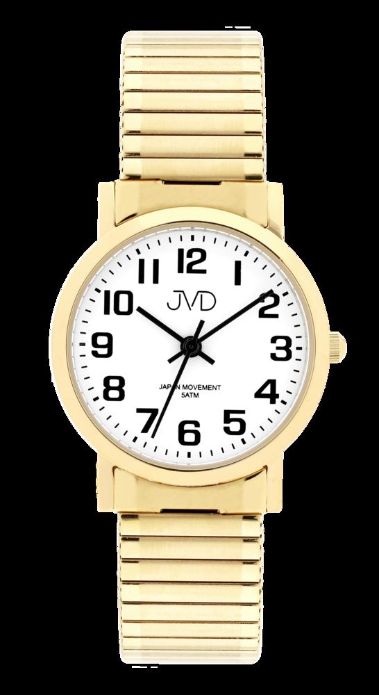 JVD Dámské čitelné přehledné hodinky JVD J4012.8