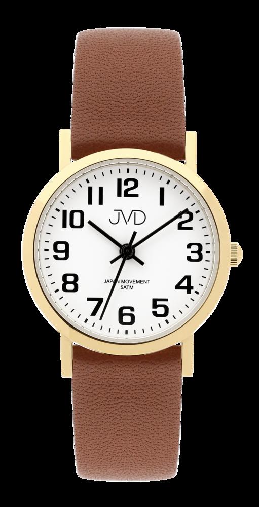 JVD Dámské čitelné přehledné hodinky JVD J4012.5