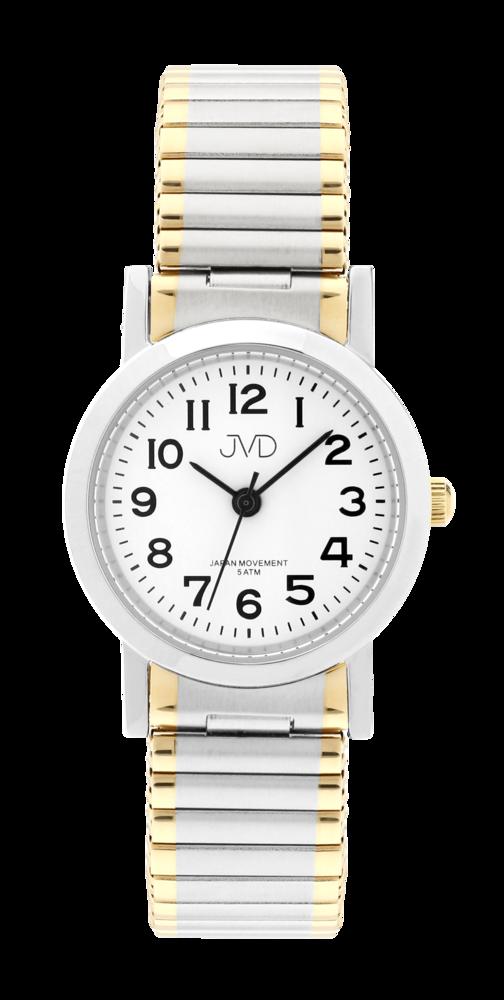 JVD Dámské čitelné náramkové hodinky JVD J4061.9