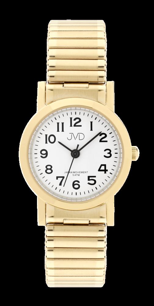 JVD Dámské čitelné náramkové hodinky JVD J4061.8