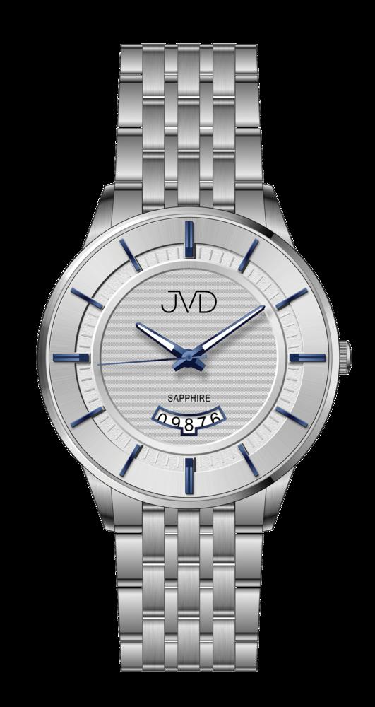 JVD Dámské náramkové hodinky se safírovým sklem  JVD JE403.1