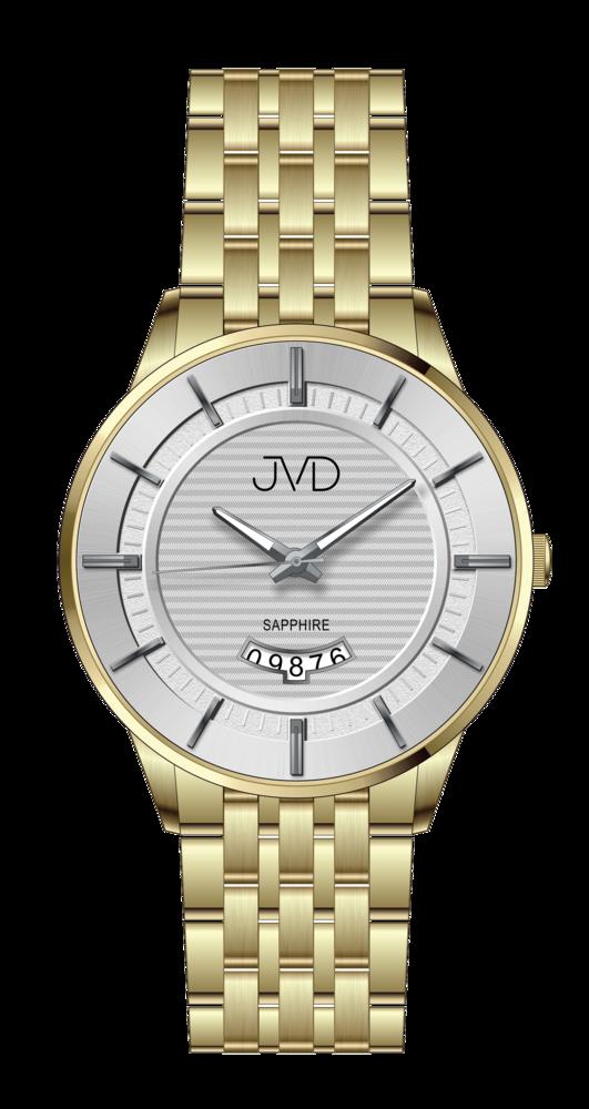 JVD Dámské náramkové hodinky se safírovým sklem JVD JE403.2