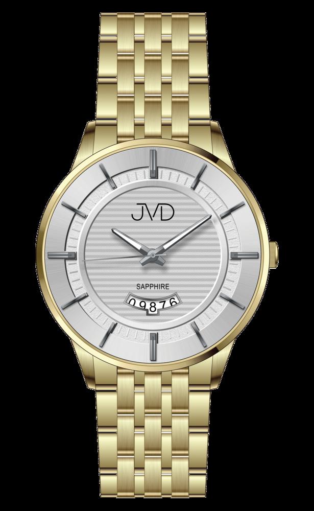 JVD Pánské náramkové hodinky se safírovým sklem hodinky JVD JE613.2