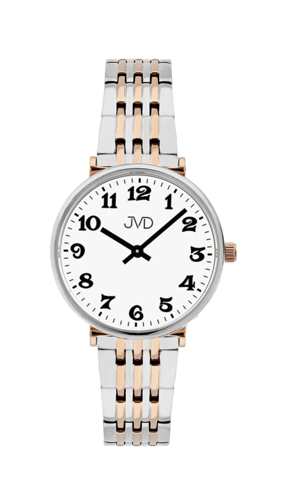 JVD Dámské náramkové hodinky JVD J4161.3 NUMBERS