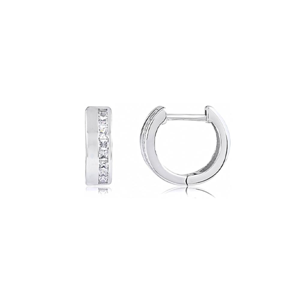 JVD Stříbrné náušnice SVLE1044XH2BI00