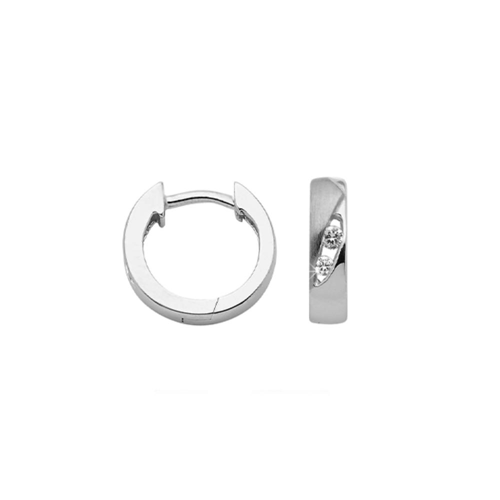 JVD Stříbrné náušnice SVLE1052XH2BI00