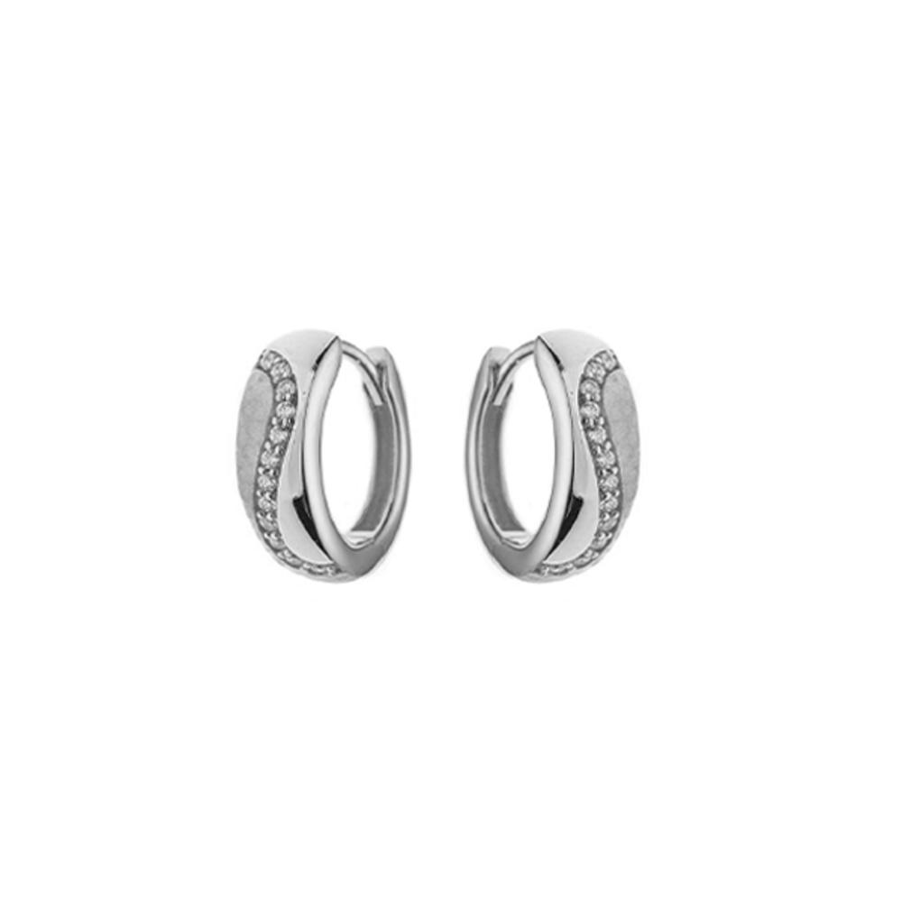 JVD Stříbrné náušnice SVLE1077XH2BI00