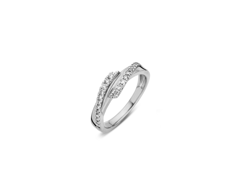 JVD Stříbrný dámský prsten 925/1000 SVLR0375XH2BI58