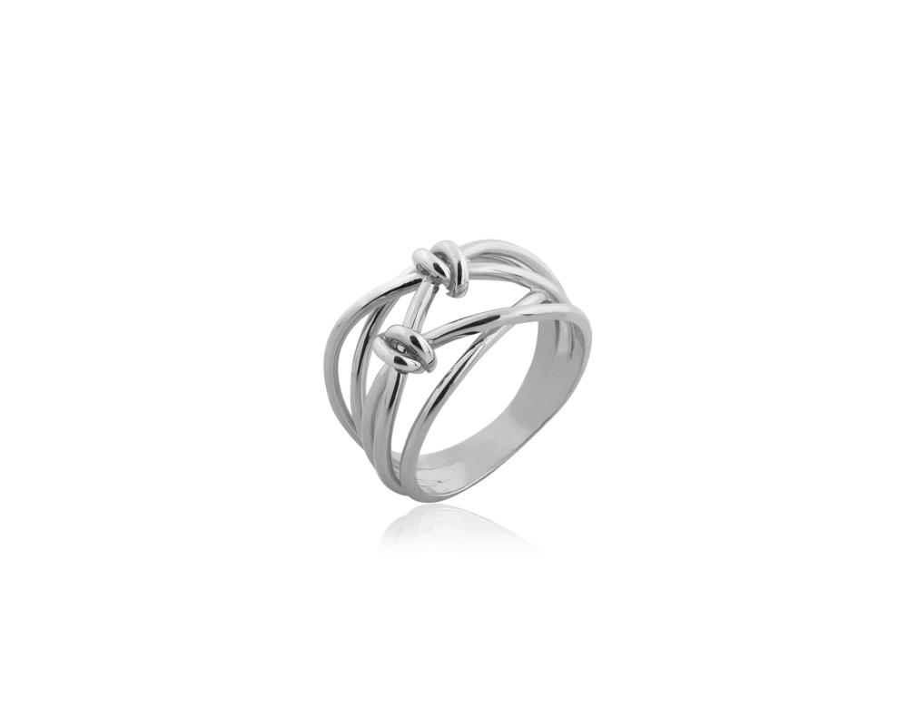 JVD Stříbrný dámský prsten 925/1000 SVLR0395XH20056