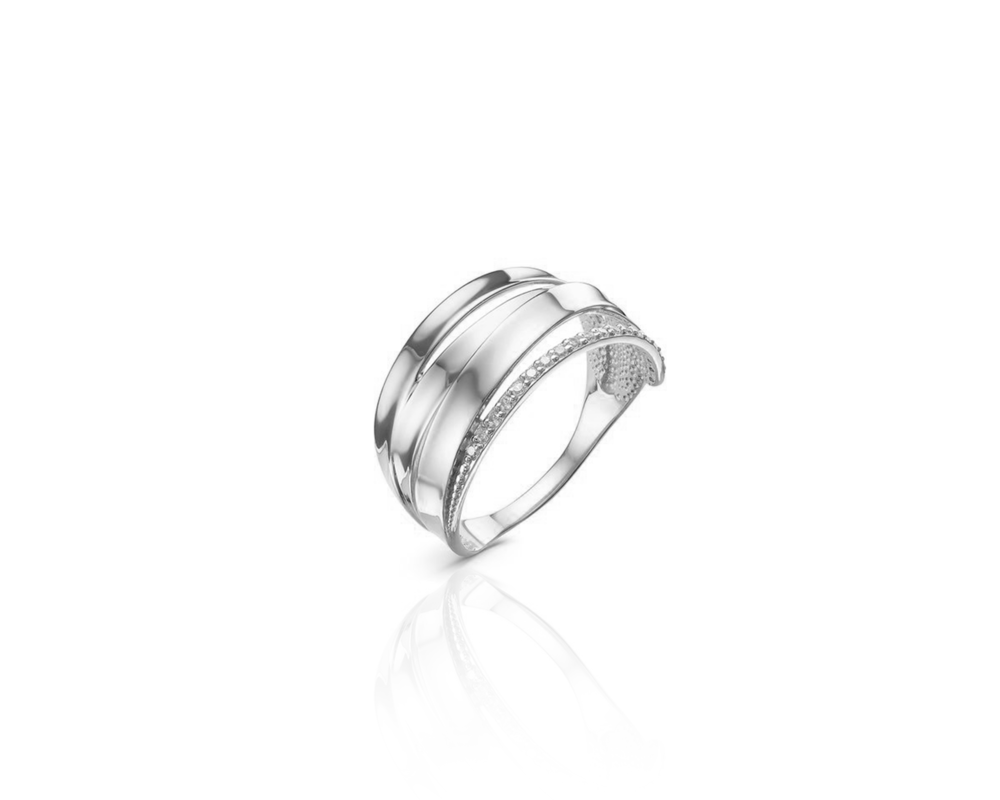 JVD Stříbrný dámský prsten SVLR0390XH2BI54