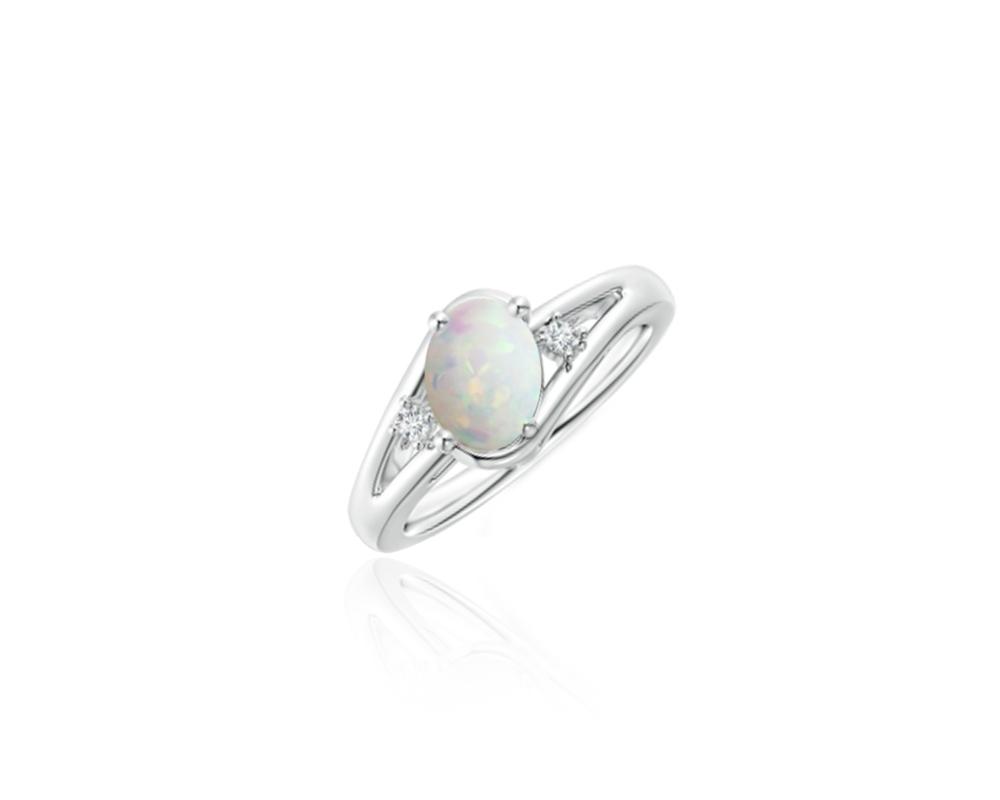 JVD Stříbrný dámský prsten 925/1000 SVLR0403XH2O152