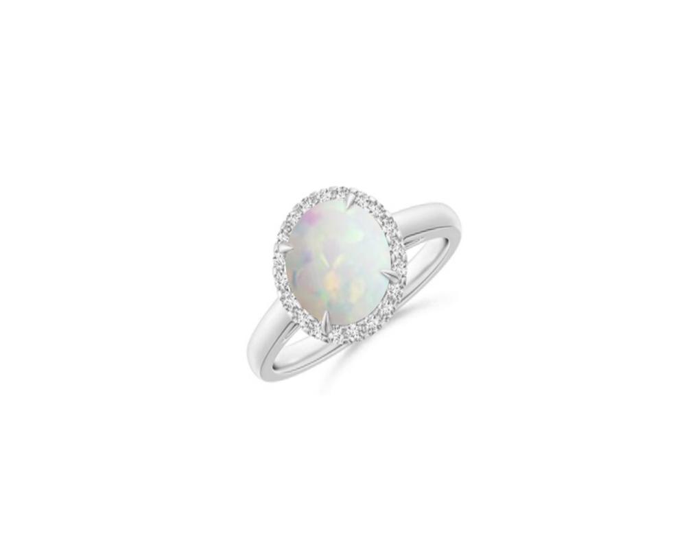 JVD Stříbrný dámský prsten 925/1000 SVLR0430XH2O152
