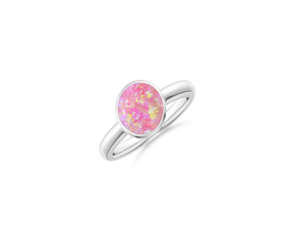 JVD Stříbrný dámský prsten 925/1000 SVLR0404XH2O460