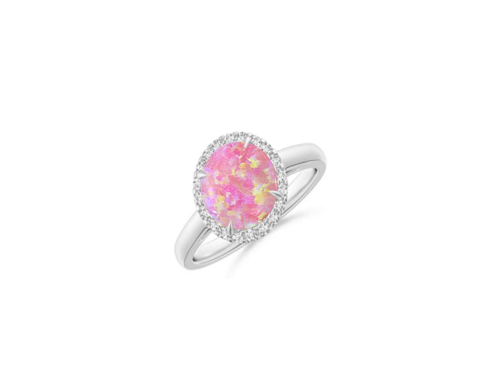 JVD Stříbrný dámský prsten 925/1000 SVLR0430XH2O458